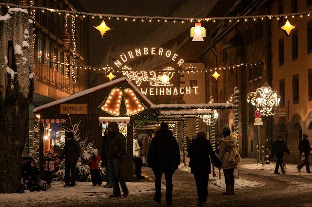 N-rnberger-Christkindlemarkt