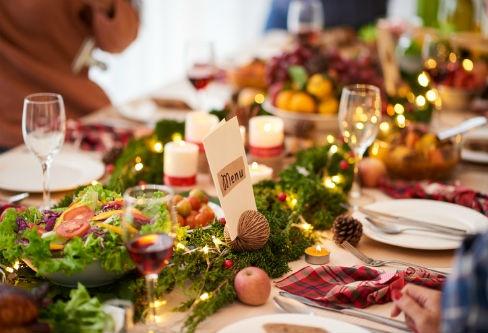veganes-Weihnachtsessen