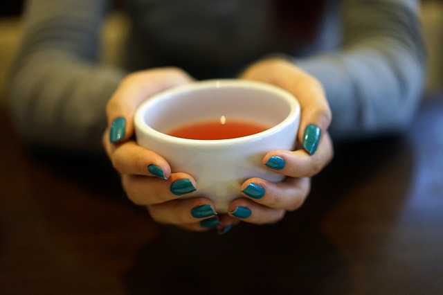 Tee-bei-Krankheit