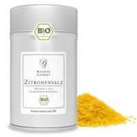 BIO Sizilianisches Zitronen Salz