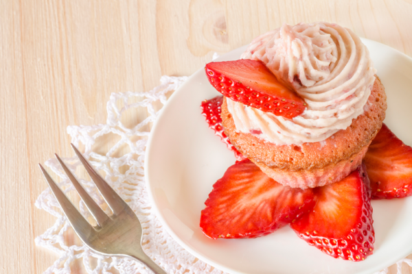 Mai-Rezepte-Erdbeer-Mascarpone-Cupcakes