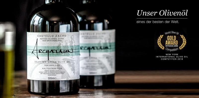 Olivenöl ARCHAELAION
