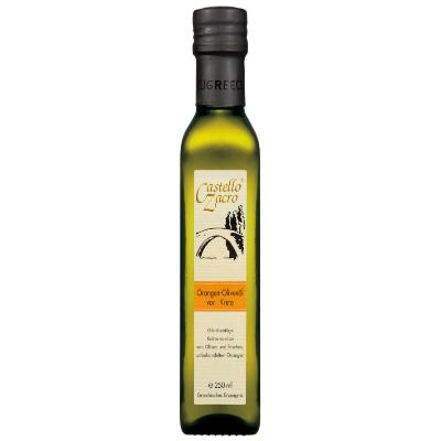 Orangen Olivenöl von Kreta (250 ml)